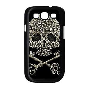 Customized Case for Samsung Galaxy S3 I9300 with Skull shsu_1990533 at SHSHU
