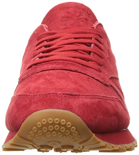 Reebok Men's Classic Leather TDC Fashion Sneaker Scarlet/White Gum cheap sale exclusive with paypal enjoy online official cheap online 1O4ymYPT5