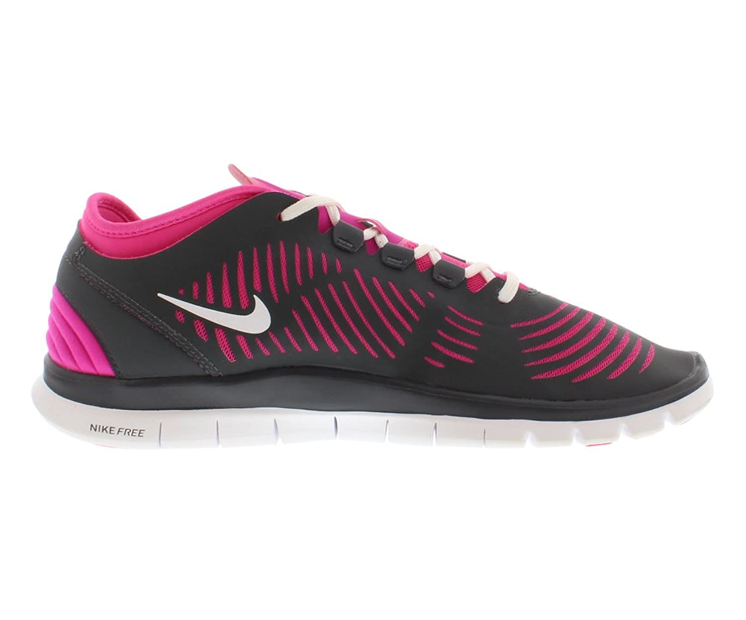 new product 09d06 731b4 Amazon.com   Nike Wmns Free Balanza Womens Anthracite White Pink    Skateboarding