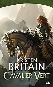 vignette de 'Cavalier vert n° 1 (Kristen Britain)'