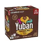 yuban coffee keurig - Yuban Gold Original Premium Coffee Single serve cups for Keurig K-Cup Brewers, 18 count(Case of 2)