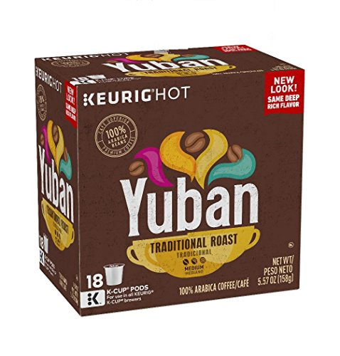 yuban coffee keurig - 3