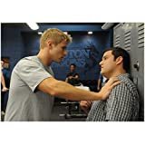 Glee Aaron Hill as Nick with Max Adler as Dave Karofsky 8 x 10 Inch Photo
