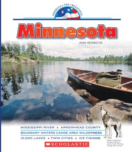 Minnesota (America the Beautiful, Third) by Ann Heinrichs - Minnesota Store America Of Mall