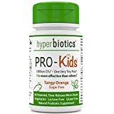 PRO-Kids: Children's Probiotics – 60 Tiny, Sugar Free, Once Daily, Time Release Pearls – 15x More Effective than Capsules – Recommended with Vitamins – for Kids Ages 3 and Up – Very Easy to Swallow