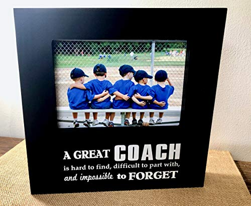 Baseball Team Pictures - Coach Gift Coach Frame Sports Team Frame Picture Frame A great coach is hard to find, difficult to part with, and impossible to forget