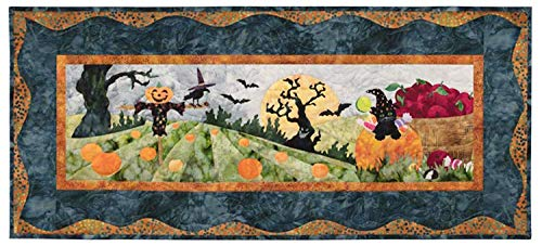 McKenna Ryan~Once in a Boo Moon~Cutest Pumpkin in The Patch~Halloween~Pre-Cut Laser Applique Kit w/Fabric~Pattern