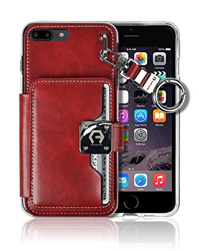 iPhone7 screen Crocodile Leather Magnetic product image