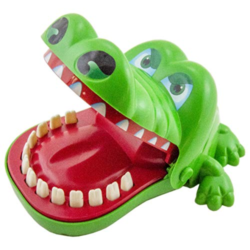 Classic Biting Hand Crocodile Game for Kids]()