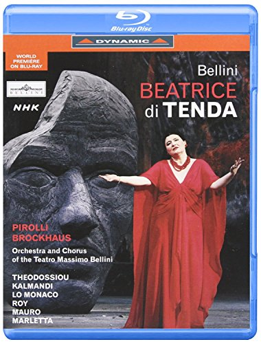 Dimitra Theodossiou - Beatrice Di Tenda (Blu-ray)