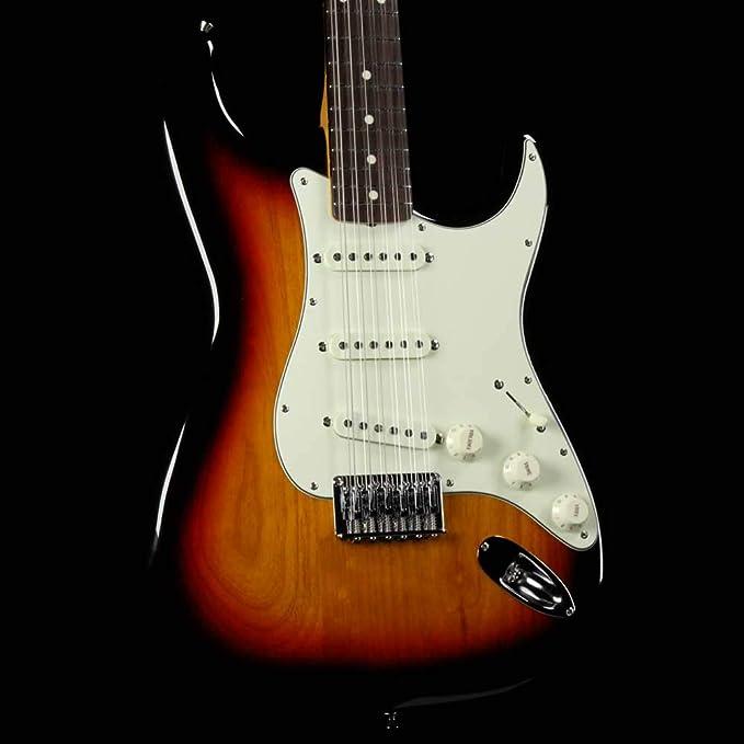 Fender Limited - Guitarra eléctrica de 12 cuerdas japonesas ...