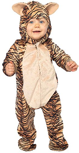 [UHC Anne Geddes Baby Tiger Infant Toddler Animal Theme Halloween Costume, 12-18M] (Ultimate Party Animal Halloween Costume)