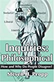 Inquiries, Steven H. Propp, 0595255744