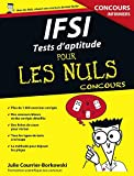 IFSI Tests d'aptitude Pour les Nuls Concours