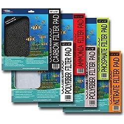 """Weco Aquarium Carbon Filter Pad 10"""" x 18"""""""