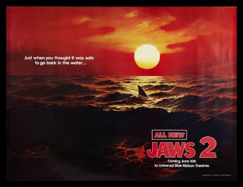 jaws 2 poster - 3