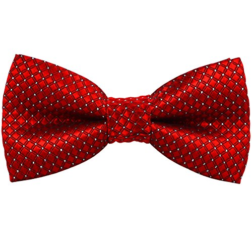 Bow Accessory Tie (Baicfquk® Dog Bow Ties, Adjustable Bow tie, Fashion Accessories for Pet Dog Cat BT286 (Red))