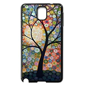 DIY Phone Case for Samsung Galaxy Note 3 N9000, Abstract Painting Cover Case - HL-R640361