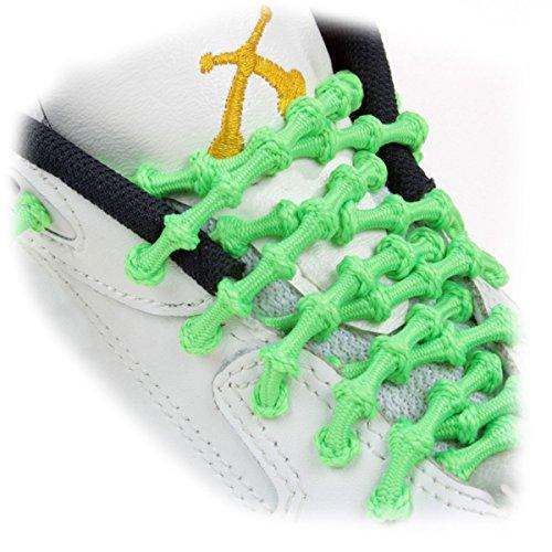 Xtenex Schnürsenkel Sport Neon Green