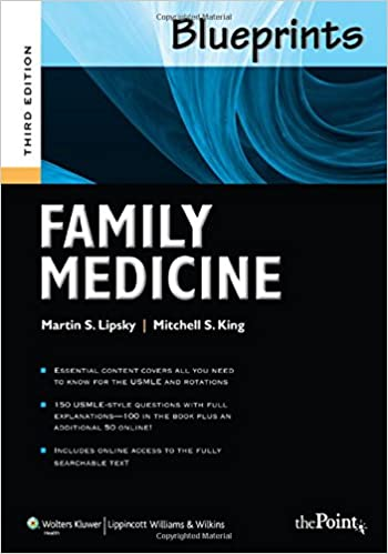 Blueprints family medicine 3rd edition blueprints series blueprints family medicine 3rd edition blueprints series 9781608310876 medicine health science books amazon malvernweather Gallery