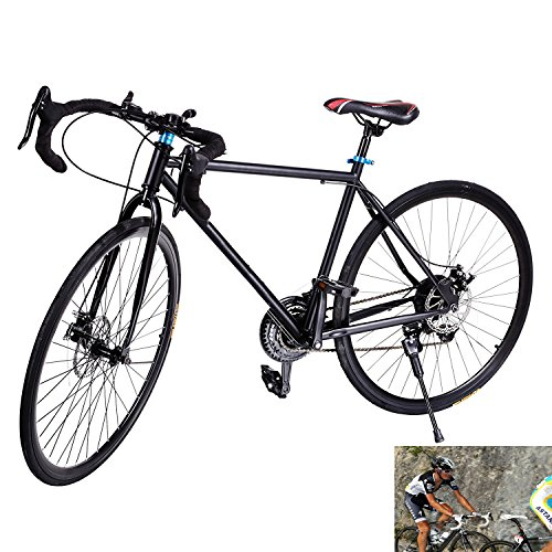 Garain 21 Speed 700C Aluminum Road Commuter Racing Bike ...