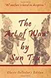 Book Cover for The Art of War by Sun Tzu - Classic Edition
