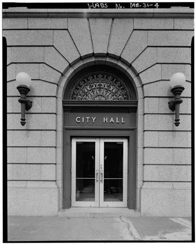 Photo: City Hall,411 West First Street,Duluth,St. Louis County,MN - County St Louis West