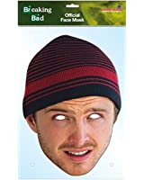 Official Breaking Bad Jesse Pinkman Face Mask (Full Face Card)