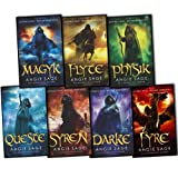 img - for Septimus Heap Angie Sage 7 Books Collection Set Pack (Wizard Apprentice Series) book / textbook / text book