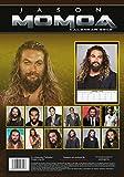 Jason Momoa Calendar - Calendar 2018 - 2019 Calendars - Game of Thrones - Sexy Men Calendar - 12 Month Calendar by Dream