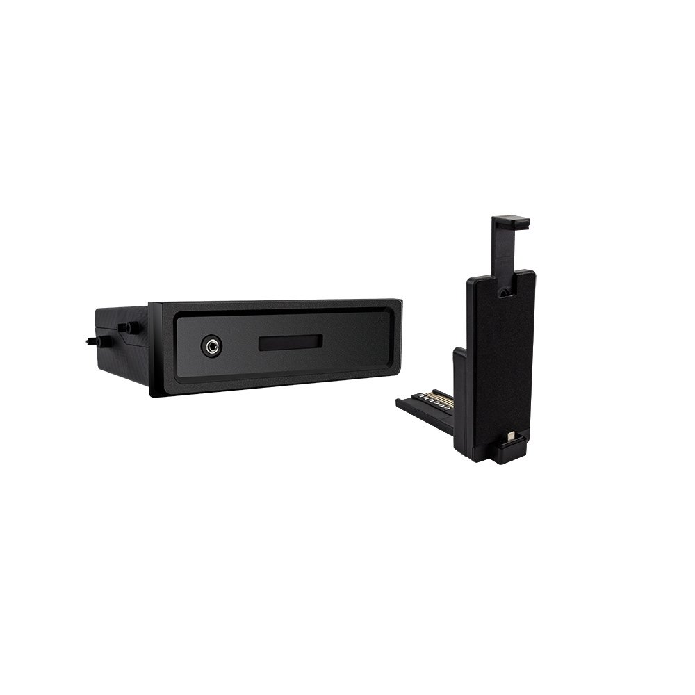 Metra 98-9002 Integrated Mounting Solution for iPhone 5 (Black)