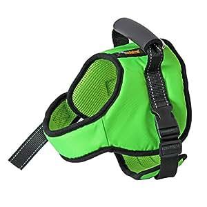 Amazon.com : Soft Padded Dog Harness Adjustable No Pull