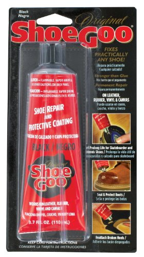 Sof Sole Shoe Goo, Black, Outdoor Stuffs