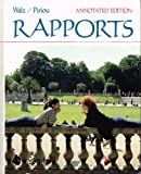 Rapports, Joel Walz and Jean Pierre Piriou, 0669052175