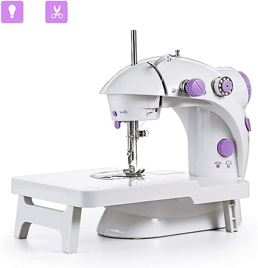 Mini máquina de coser JXJH con mesa de extensión Máquina de ...