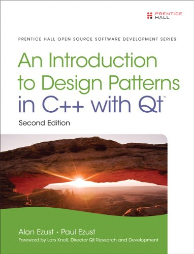 (Introduction to Design Patterns in C++ with Qt: Intro Desig Patte C++ Qt _2 (Pearson Open Source Software Development Series))