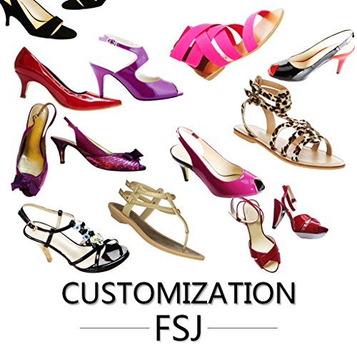 FOR Dearm FSJ Shoes Customization Size YOUR zBxZ5xq