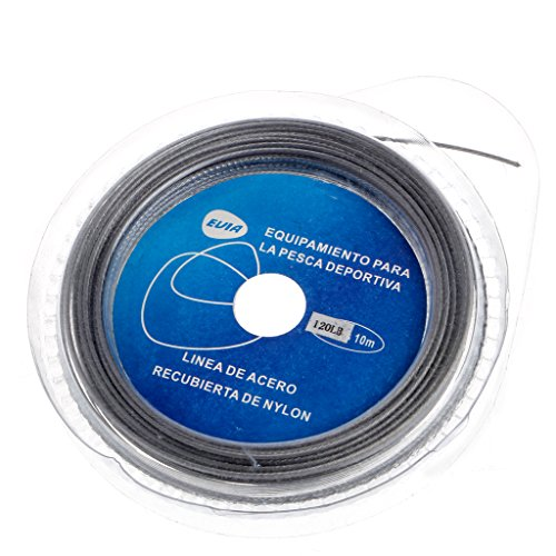 100 Lb Stainless Steel Cable - 8
