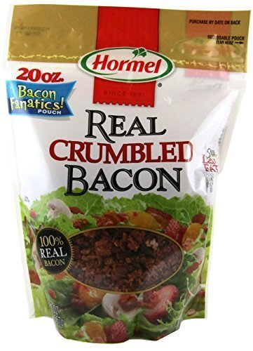 Hormel Premium Real Crumbled Bacon 20 oz (Pack of 3)