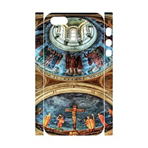 Ecaseshop Cell phone Iphone 5,5S Protection Cover 3D Case Holy Christian XB215042