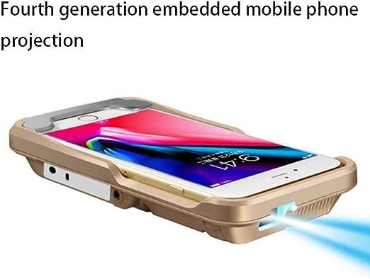 BAL Proyector para teléfono móvil, Mini proyector portátil, Teatro ...