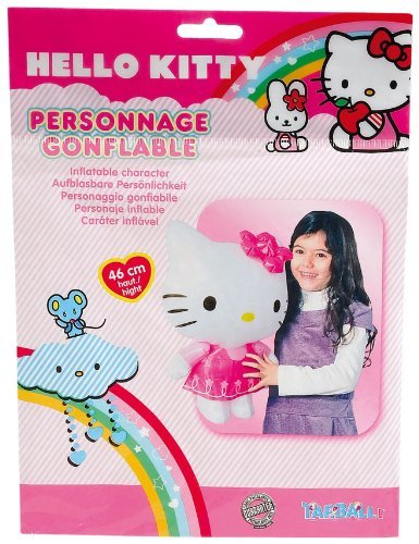 Tapball Hello Kitty Inflatable Character - 46cm Height (46 Inflatable)
