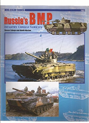 Infantry Combat Vehicle - 7507: Russia's Bmp Infantry Combat Vehicles (Concord - Armor at War Mini Series)