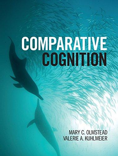 Comparative Cognition Pdf