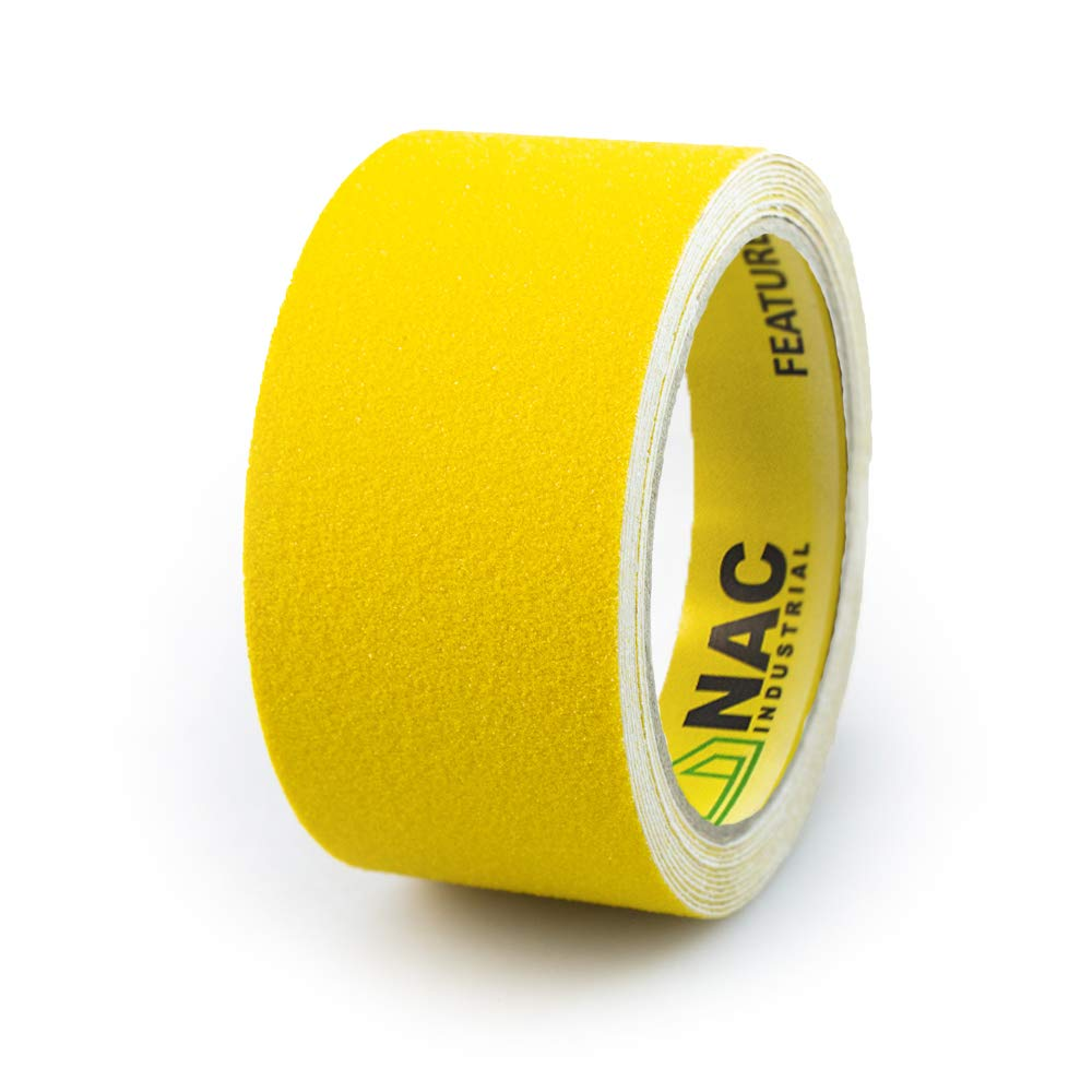 Marches 10cm x 3m, Transparent NAC Safety Standard Bande Antid/érapante Ruban Adh/ésif pour Les Escaliers /Échelles