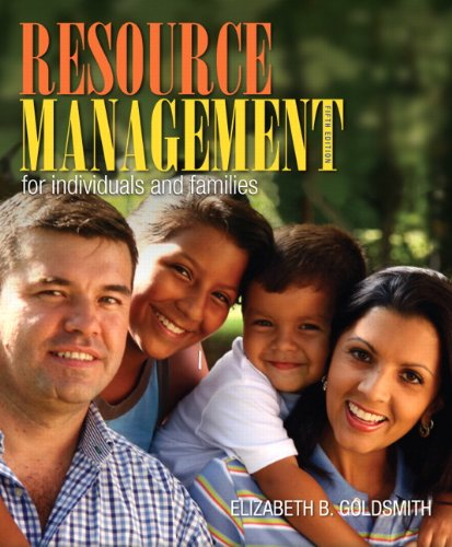 Ebook Resource Management for Individuals and Families (5th Edition) TXT