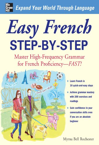 Easy French Step-by-Step (Best Tools To Learn French)