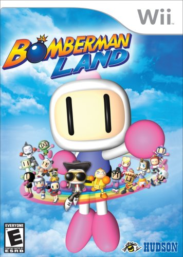 [Bomberman land - Nintendo Wii] (Costume Quest 2 Player)