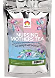 Shifa Nursing Mothers Tea: Therapeutic Tonic for your Body and Mind; All Natural Formula with Herbs, Phytonutrients and Antioxidants — 2 oz.