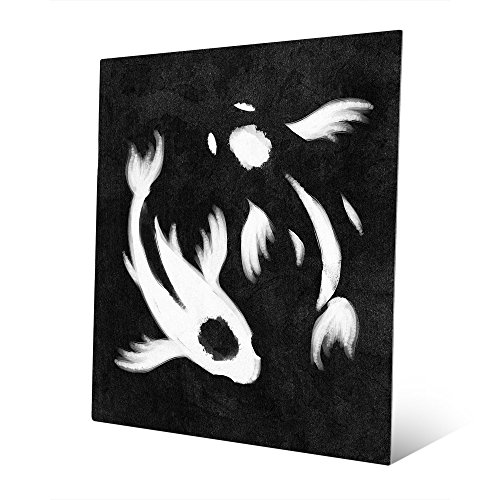 Yin Metal Print - 3